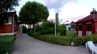 Bursa Orhangazi Familia Villa Otel Bungalow Havuz başı