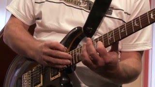 Boss GT-100 - 15 Standard E-Guitar Sounds by Harald Göbel Part 1