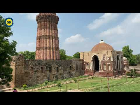 Historical Monuments Reopen in Delhi