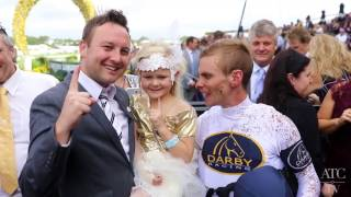 2017 Longines Golden Slipper Day with Winx and She Will Reign Top 10 Video
