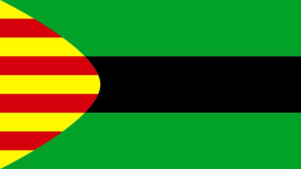 Bandera de Subirats (España) – Flag of Subirats (Spain)