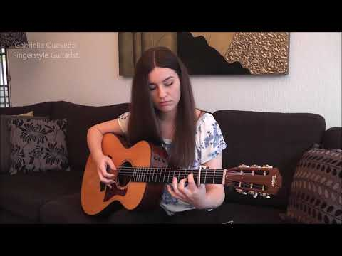 Ed Sheeran I See Fire - Gabriella Quevedo