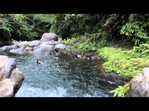 Mount Labo and Colasi Falls in Camarines Norte