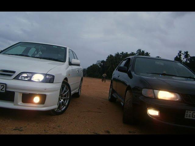 Nissan Pulsar VZ-R Idling sound on APEXi N1 - Sri Lanka