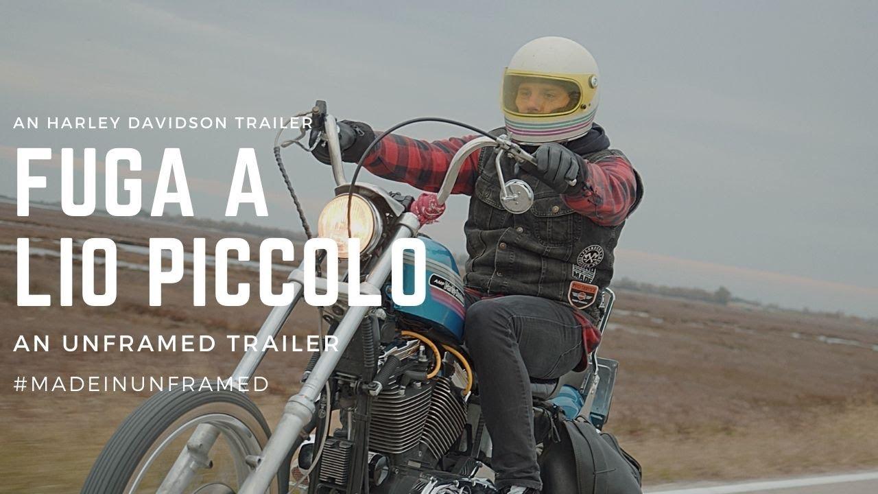 Download Fuga a Lio Piccolo - Harley Davidson Cinematic Video