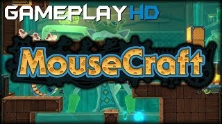 MouseCraft Gameplay (PC HD)