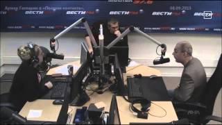 "Армен Гаспарян  в ""Полном контакте"". 08.09.2015"