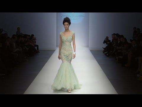 ZHANG JINGJING 2014 Spring-Summer haute couture