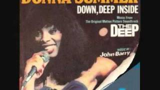 THEME FROM THE DEEP    Donna Summer  (instrum) MEGADISCO  DEEP REMIX