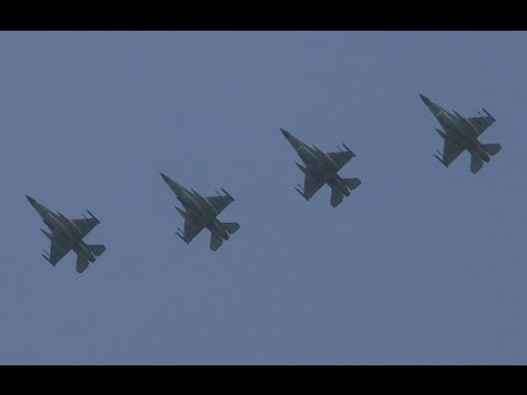 Fighter jets in action! 25 minutes of plane spotting at Leeuwarden Airbase