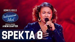 Download Mp3 JEMIMAH FIX YOU SPEKTA SHOW TOP 6 Indonesian Idol 2021