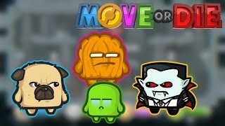 НОВИЧОК ПРОТИВ ЗАДРОТОВ - Move Or Die