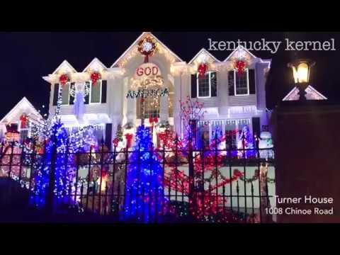 The Kernel Visits Lexington S Best Christmas Lights