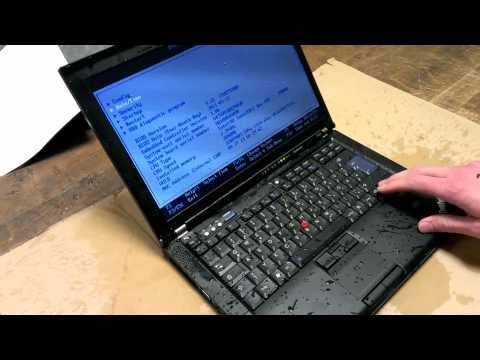 Lenovo Thinkpad T400 - Torture Test
