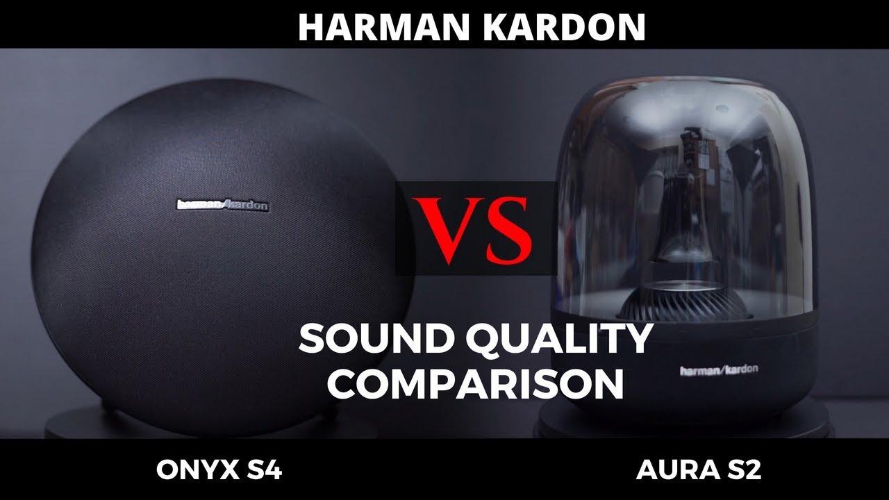 Aura Studio 2 Vs Onyx Studio 4 - Sound Quality Comparison