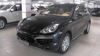 Выбираем б\у авто Porsche Cayenne II 958 (бюджет 2.500-3.000тр)