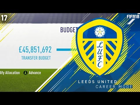 SPENDING TIME! - FIFA 18 Leeds United Career Mode #17