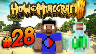 How To Minecraft S3 #28 'POTION BREWING!' with Vikkstar