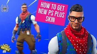 How to Get FREE PS+ Celebration Pack in Fortnite! NEW PRODIGY SKIN BUNDLE! Fortnite PS4 Plus Bundle!