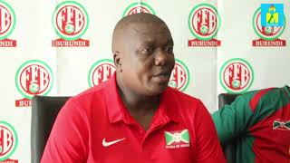 "Olivier Niyungeko: ""Gabon turazi ko ari umugwi ukomeye ariko ntabwoba"