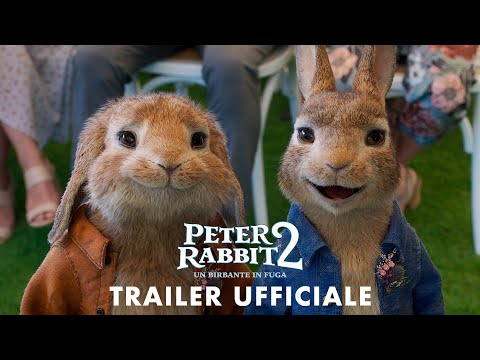 Peter Rabbit 2: Un birbante in fuga - Teaser Trailer Ufficiale | Dal 14 Gennaio 2021 al Cinema