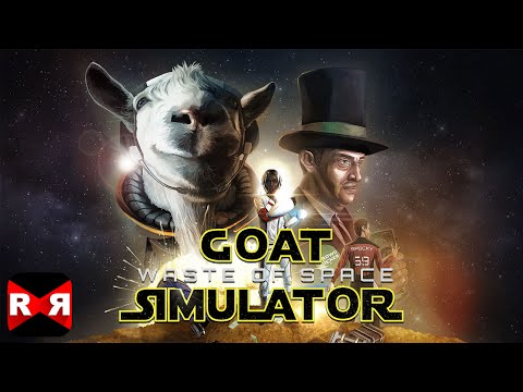 Goat Simulator Waste Of Space (By Coffee Stain Studios) - IOS / Android - Gameplay Video
