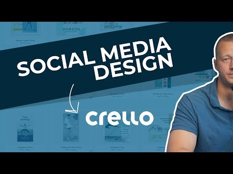 Pro Design without Pro Software? Hello Crello.