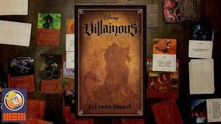 Villainous: Evil Comes Prepared — Fun & Board Games w/ WEM