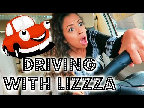 Thumbnail: ROAD RAGE!?! DRIVING WITH LIZZZA | Lizzza