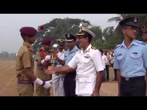 Life of an officer from Sainik school