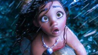 MOANA All Best Movie Clips (2016)