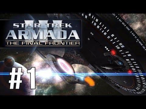 Star Trek Armada III - The Federation Holds The Line |Ep 1|