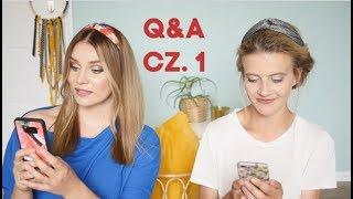 Q&A #1 | Dlaczego Ka zawsze siedzi po prawej stronie?  | MarKa