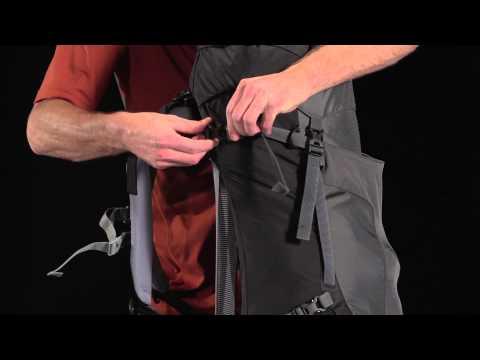 5eca85c1049af Thule Capstone 40 Litre Hiking Backpack Demonstration - YouTube