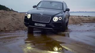 Bentley Bentayga | Тест-драйв | Илья Савин