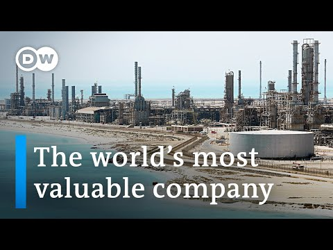 Aramco IPO: The world's most valuable company and biggest climate polluter is going public   DW News