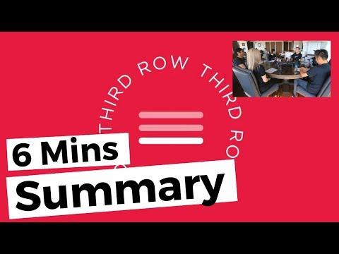 Third Row Tesla Podcast – Elon's Story – Part 1 Summary