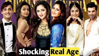 Shocking Real AGE Of Bigg Boss 13 Contestants | Bigg Boss Season 13