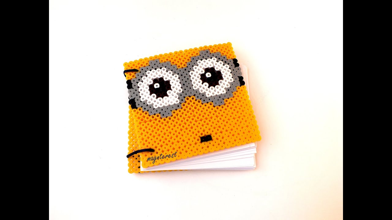 Steps: • Cut out the cereal box to create the cover for your notebook. I cut a