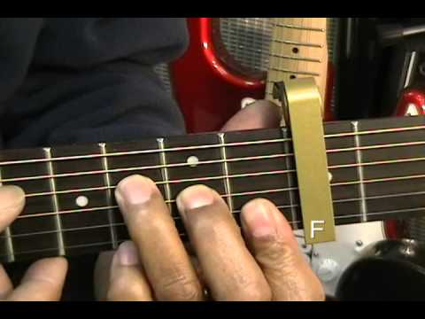 guitar chord form tutorial 5 capo fret 5 how to play austin mahone style chords lesson youtube. Black Bedroom Furniture Sets. Home Design Ideas
