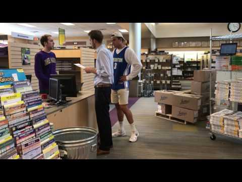 ACTG 410 JMU Bookstore Inventory Observation