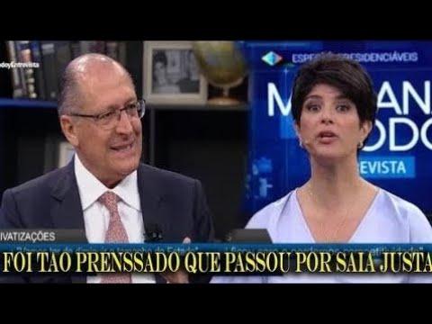 'Mariana Godoy Entrevista' o governador de São Paulo Geraldo Alckmin - 01/12/2017