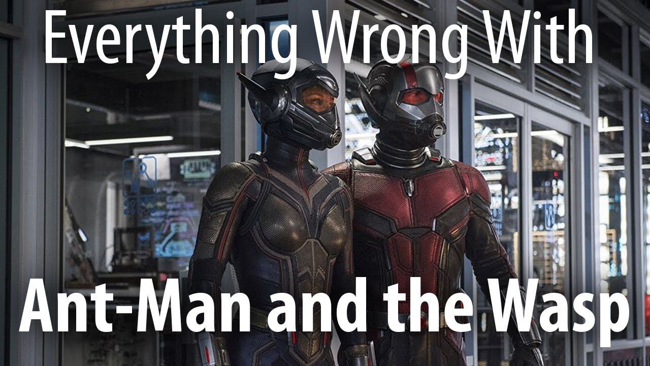Download Everything Wrong With Ant-Man and the Wasp