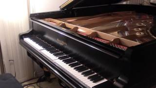 """Full Moon and Empty Arms""  -Rachmaninoff- played by Bryan Pezzone on the LX"