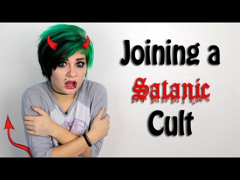 I Accidentally Joined A Satanic Cult. | HeyThereImShannon