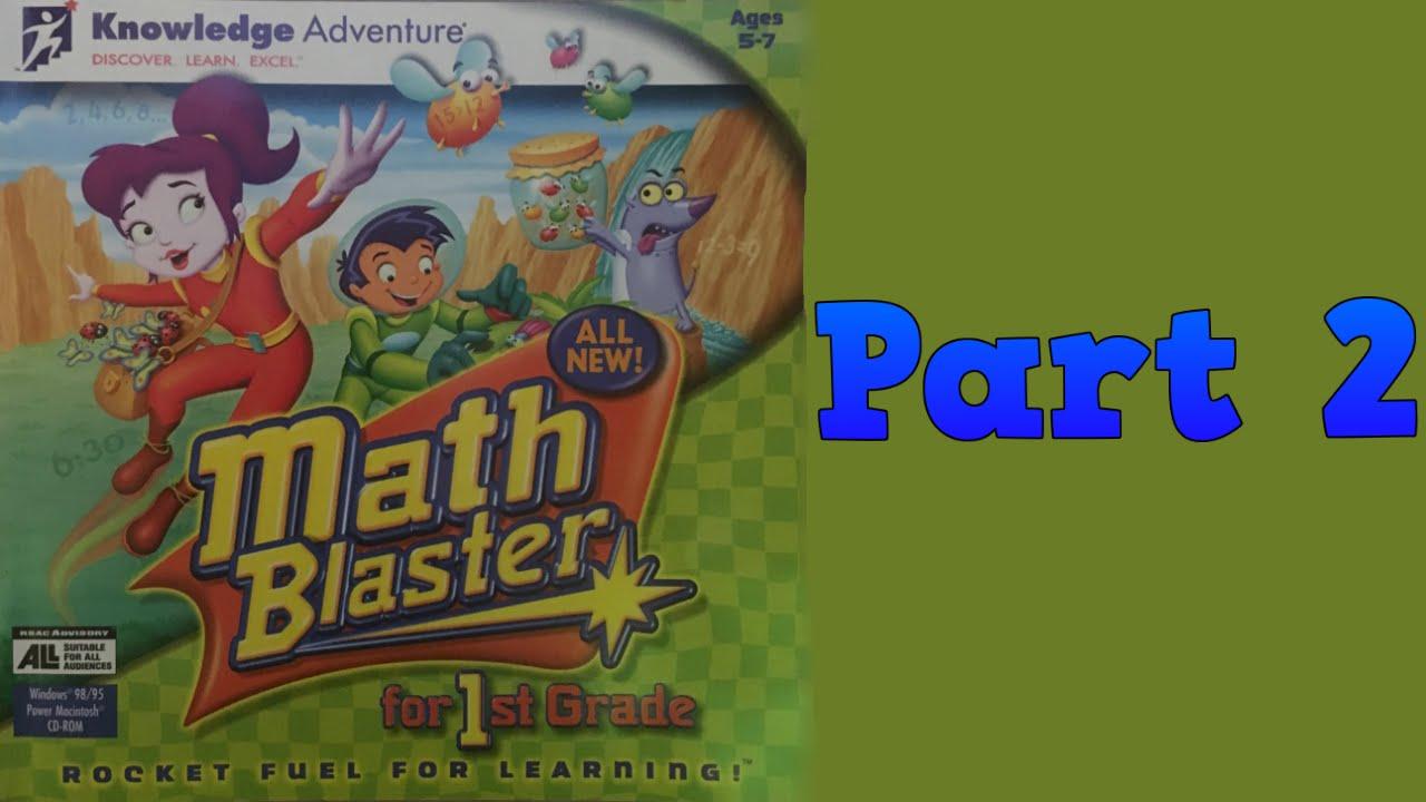 Workbooks math blaster worksheets : Whoa, I Remember: Math Blaster for 1st Grade: Part 2 - YouTube