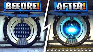 SECRET MAP CHANGES IN FORTNITE BATTLE ROYALE! Fortnite New Update!