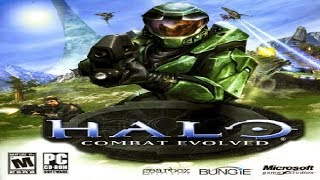Halo Combat Evolved | Walk Through | Pillar Of Autumn *NOSTALGIC* |