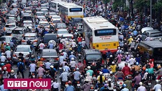 Hà Nội: Cửa ngõ ùn tắc trong ngày nghỉ lễ cuối cùng
