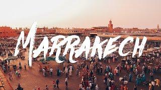 Marrakech Morocco october 2013 holiday [HD]